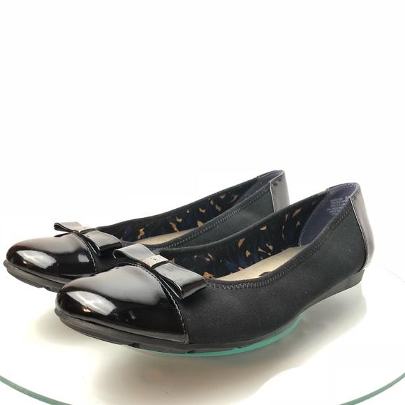 acf1189aee0a Anne Klein Sport Shoes - AK ANNE KLEIN Comfort Black Wedge Low Heel work